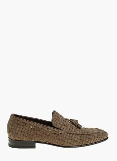 George Hogg Loafer Ayakkabı Vizon